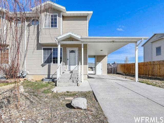 834 W 700 S, Tooele, UT 84074 (MLS #1730080) :: Lookout Real Estate Group