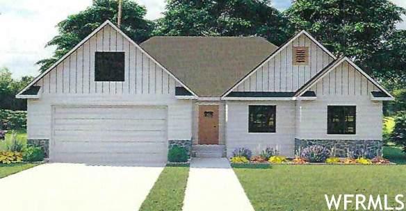 9504 S Redwood Rd #105, South Jordan, UT 84095 (#1730364) :: Berkshire Hathaway HomeServices Elite Real Estate