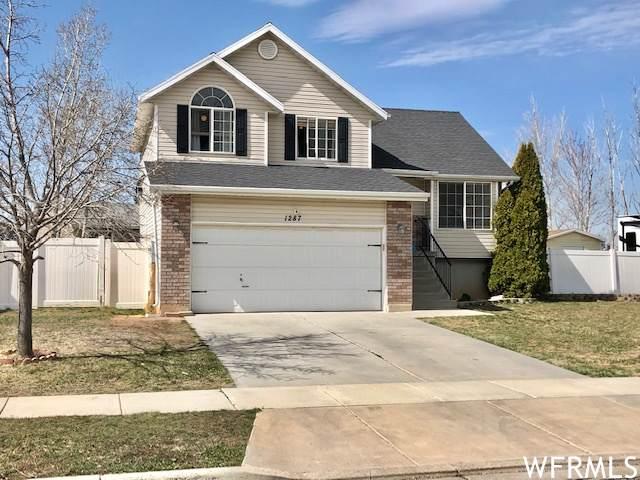 1287 N Quincy, Ogden, UT 84404 (MLS #1730395) :: Lookout Real Estate Group