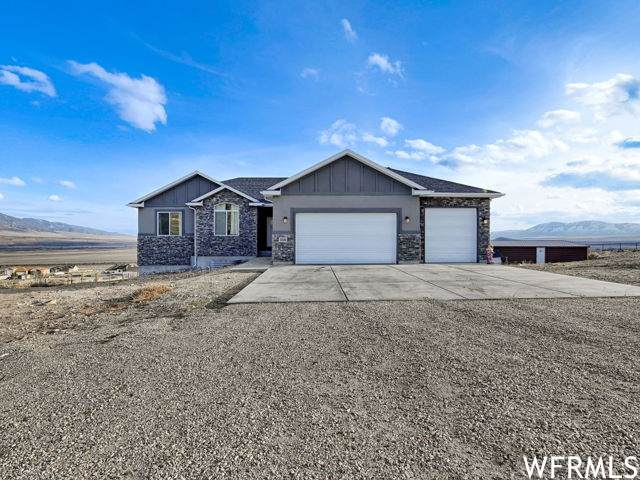 2005 W Ridgeline Rd, Stockton, UT 84071 (#1730479) :: Red Sign Team