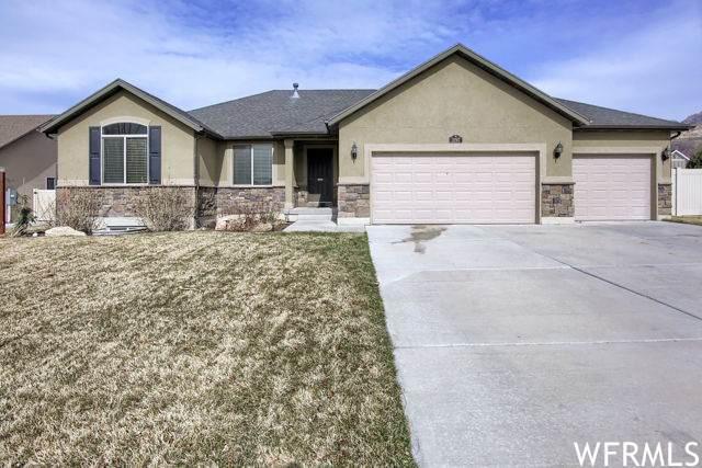 3197 N 1375 W, Pleasant View, UT 84414 (MLS #1730654) :: Lookout Real Estate Group