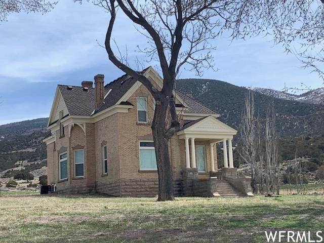 820 W 1750 S, Manti, UT 84642 (#1730704) :: Colemere Realty Associates