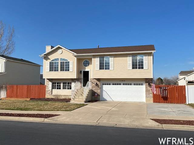 1383 N 100 W, Layton, UT 84041 (MLS #1731052) :: Lookout Real Estate Group