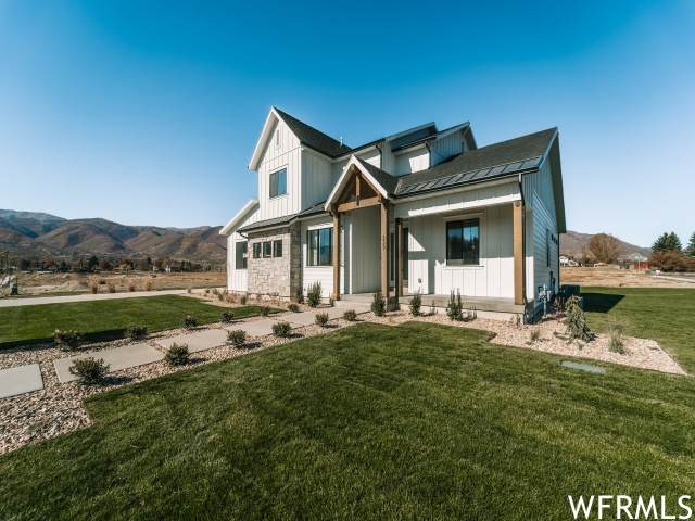 254 E 180 N #121, Midway, UT 84049 (#1731078) :: C4 Real Estate Team