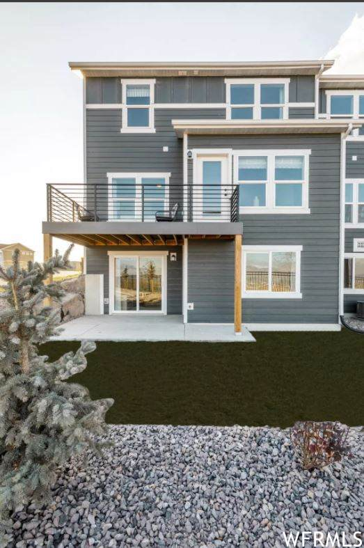 9348 N Scenic Mountain Dr #201, Eagle Mountain, UT 84005 (#1731337) :: Bustos Real Estate | Keller Williams Utah Realtors