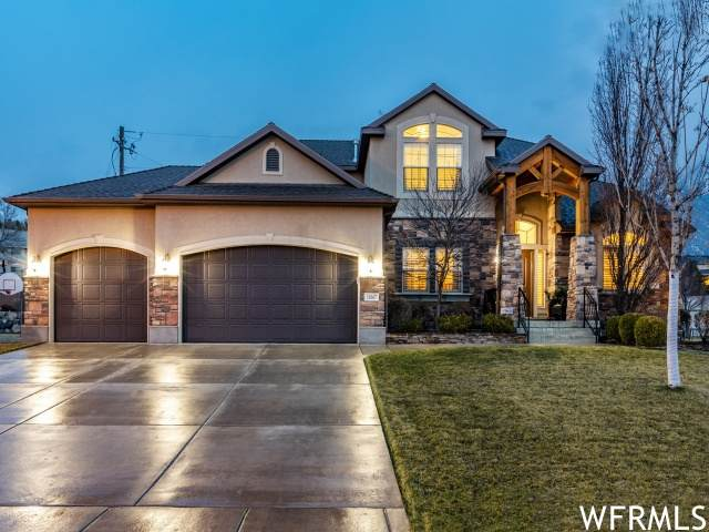 11067 S Tall Pines Way E, Sandy, UT 84092 (#1731375) :: REALTY ONE GROUP ARETE