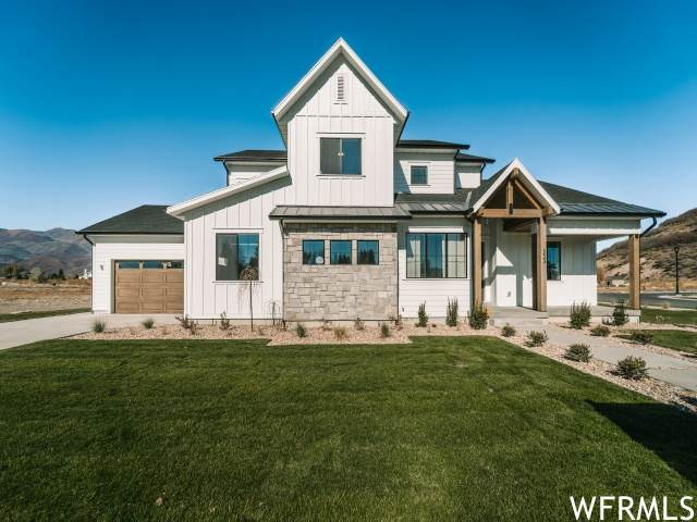 309 E 180 N #117, Midway, UT 84049 (#1731400) :: C4 Real Estate Team