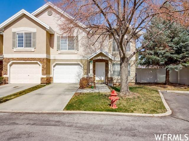 173 E Rideout Hall Ln S C-120, Draper, UT 84020 (#1731534) :: Colemere Realty Associates