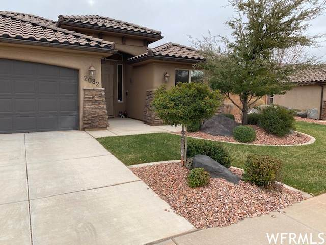 2082 Thomas Trl, Santa Clara, UT 84765 (MLS #1731592) :: Lookout Real Estate Group