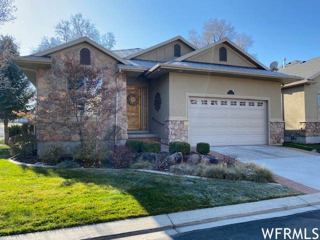 115 E Paradise Cove Ln S #1, Alpine, UT 84004 (#1731842) :: The Fields Team