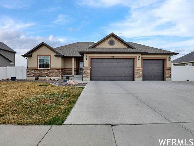877 S 1100 W, Clearfield, UT 84015 (MLS #1731875) :: Lookout Real Estate Group
