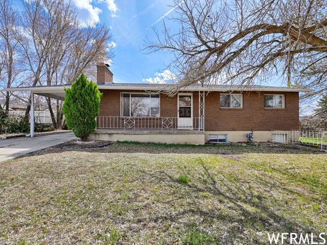 601 W 1500 S, Woods Cross, UT 84087 (#1731969) :: The Perry Group