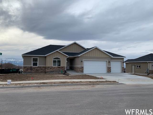 376 S Canyon Overlook Dr #321, Tooele, UT 84074 (#1731973) :: Red Sign Team