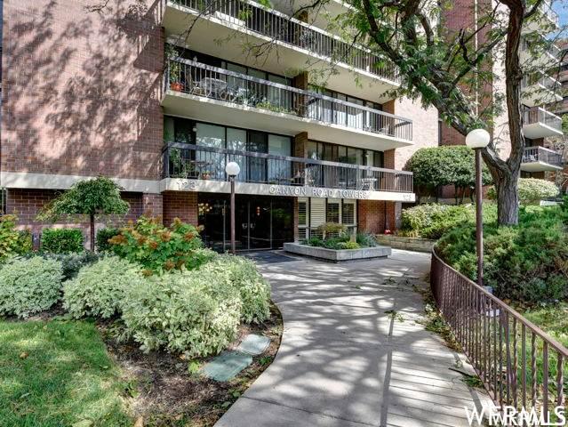 123 E 2ND Ave N #810, Salt Lake City, UT 84103 (#1732337) :: Colemere Realty Associates