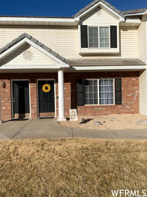 1735 W 540 N #1404, St. George, UT 84770 (#1732417) :: Colemere Realty Associates