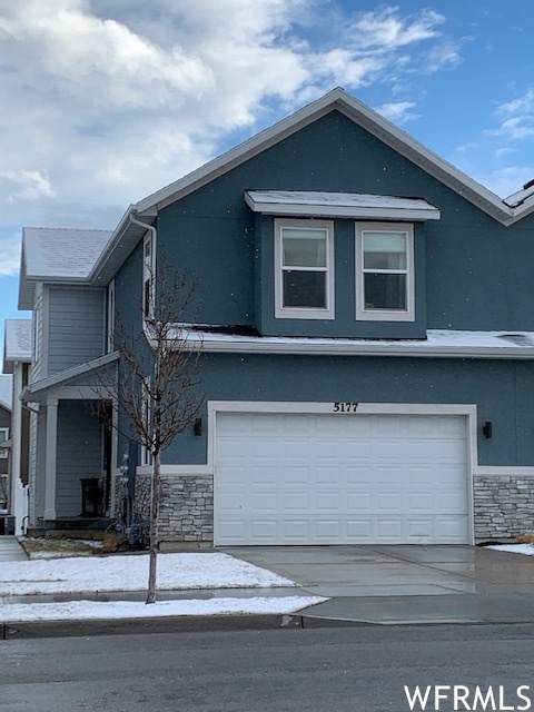 5177 W Ashfield Dr, Herriman, UT 84096 (#1733145) :: REALTY ONE GROUP ARETE