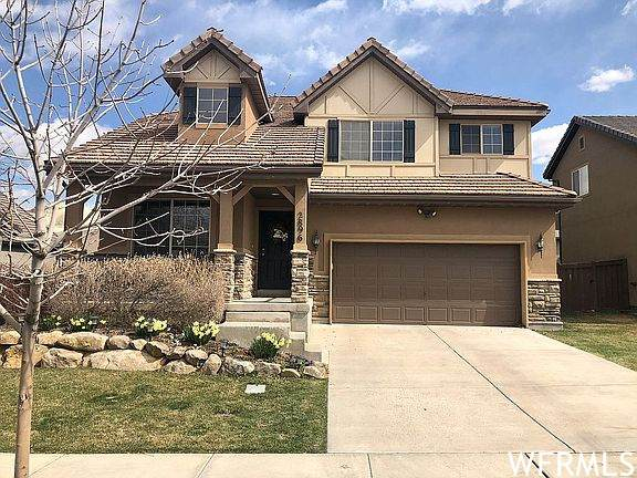 2896 W Shady Bend Ln, Lehi, UT 84043 (#1733477) :: Berkshire Hathaway HomeServices Elite Real Estate