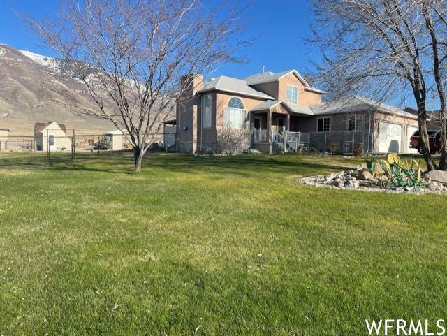 7362 Foothill Dr, Lake Point, UT 84074 (MLS #1733509) :: Lookout Real Estate Group