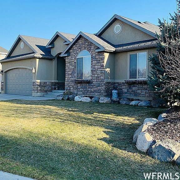 1634 E 1510 S, Spanish Fork, UT 84660 (#1733673) :: Berkshire Hathaway HomeServices Elite Real Estate