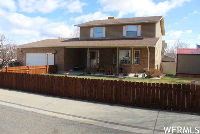 244 N 1400 W, Price, UT 84501 (#1733828) :: REALTY ONE GROUP ARETE