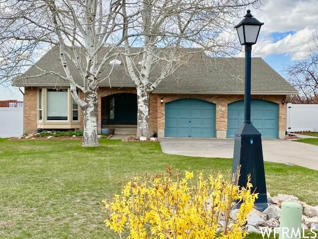 91 Ptarmigan Loop, Logan, UT 84321 (MLS #1734513) :: Lookout Real Estate Group