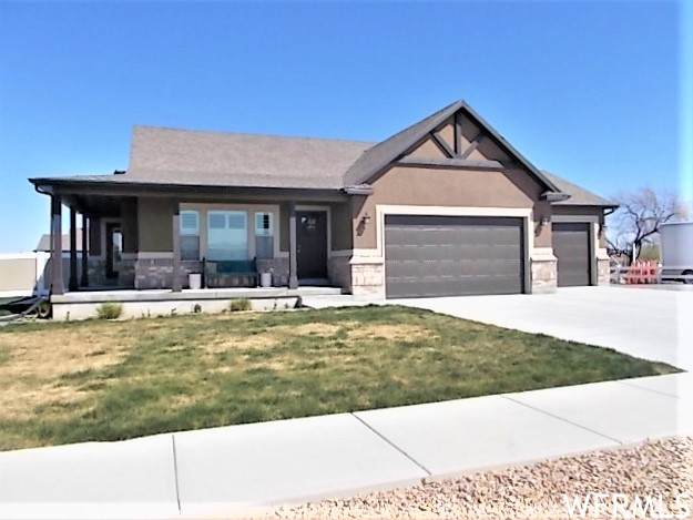 515 E Fiona Cir, Grantsville, UT 84029 (#1734854) :: The Perry Group