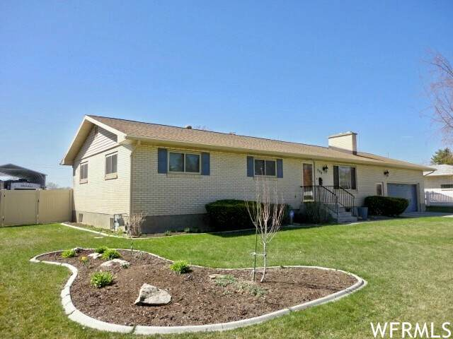 240 E 800 N, Tremonton, UT 84337 (#1735497) :: REALTY ONE GROUP ARETE