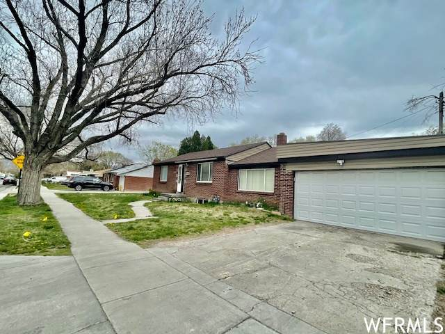 1465 W 1300 S, Salt Lake City, UT 84104 (#1735508) :: The Fields Team