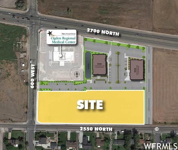 2690 N 600 W, Pleasant View, UT 84414 (#1736052) :: Utah Dream Properties