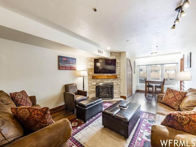1415 Lowell Ave #255, Park City, UT 84060 (#1736289) :: Doxey Real Estate Group