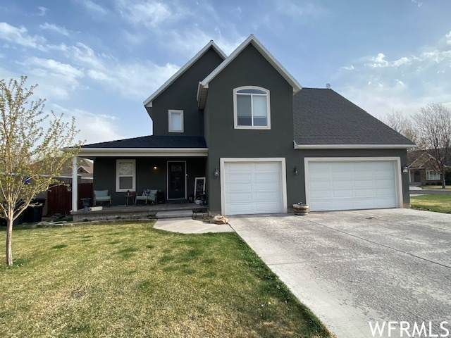 745 W 350 N, Salina, UT 84654 (#1736444) :: Doxey Real Estate Group