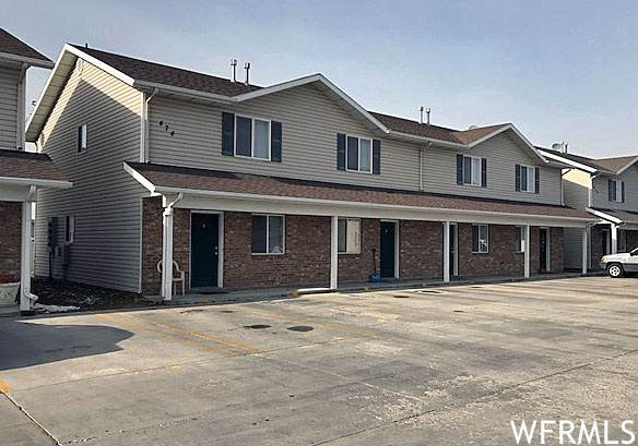 474 W 400 N #1, Tremonton, UT 84337 (#1737056) :: Exit Realty Success