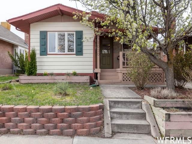 1030 E Kensington Ave S, Salt Lake City, UT 84105 (#1737199) :: C4 Real Estate Team