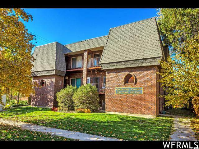 261 N 400 E #303, Provo, UT 84606 (MLS #1738382) :: Summit Sotheby's International Realty