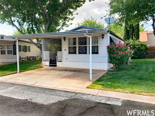 180 N 1100 E #14, Washington, UT 84780 (#1738562) :: Black Diamond Realty