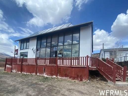 6119 N Tabby Ln, Tabiona, UT 84072 (#1738758) :: Bustos Real Estate | Keller Williams Utah Realtors