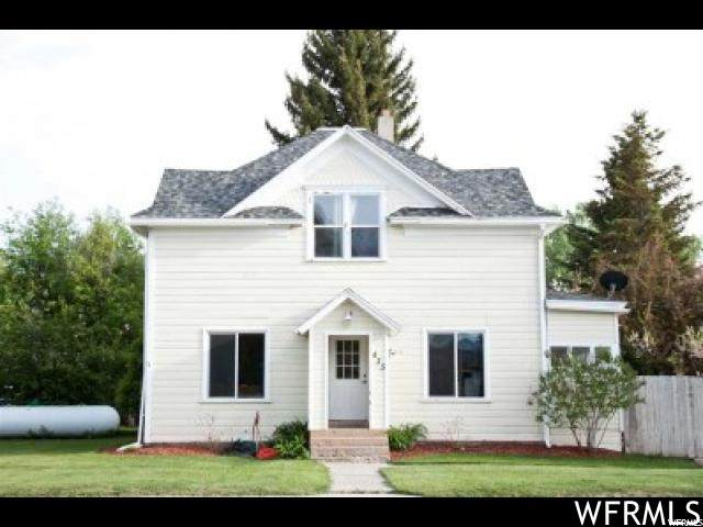 435 E Main, Cokeville, WY 83114 (#1739009) :: Utah Dream Properties