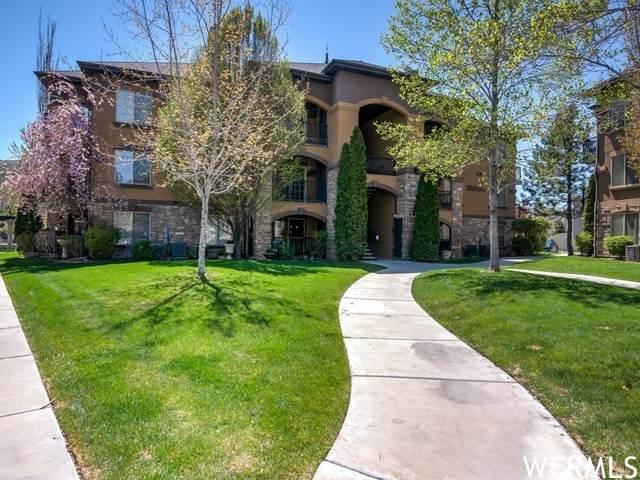 685 S 2220 W #204, Pleasant Grove, UT 84062 (#1739206) :: Big Key Real Estate