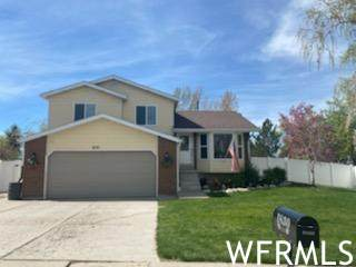 1830 E 2125 N, Layton, UT 84040 (#1739246) :: The Perry Group