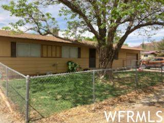 925 N 500 W, Moab, UT 84532 (#1739269) :: Black Diamond Realty