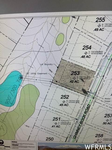 803 N Chimney Rock Rd #253, Heber City, UT 84032 (#1739298) :: Utah Dream Properties