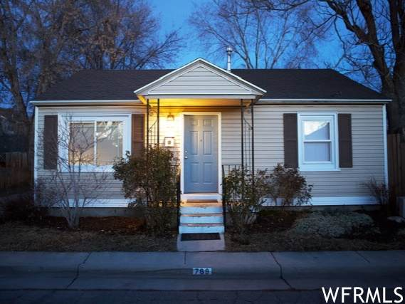 769 S Denver St, Salt Lake City, UT 84111 (#1739843) :: Exit Realty Success