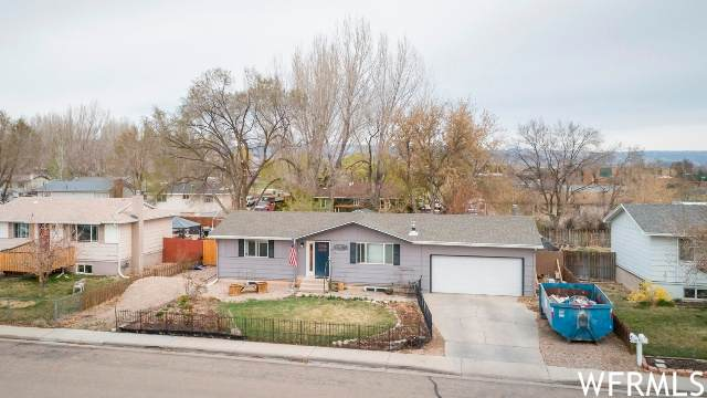 858 W 350 S, Vernal, UT 84078 (MLS #1739887) :: Summit Sotheby's International Realty