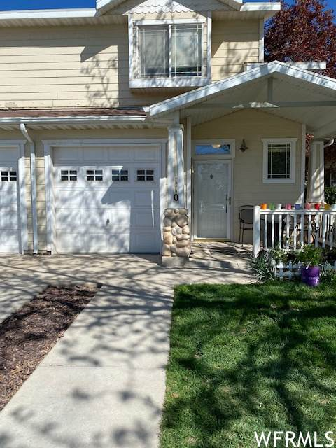 110 N Bamberger Ct, North Salt Lake, UT 84054 (#1739915) :: Pearson & Associates Real Estate