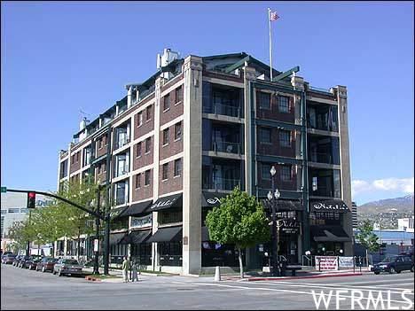 380 W 200 S #202, Salt Lake City, UT 84101 (#1739957) :: REALTY ONE GROUP ARETE