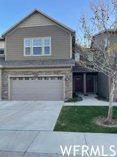 4923 W Atala Way A, Riverton, UT 84096 (#1740075) :: Utah Dream Properties