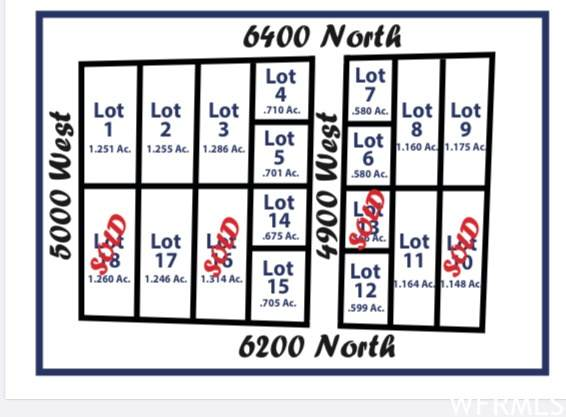 6322 N 4915 W 6-R, Bear River City, UT 84301 (#1740147) :: Red Sign Team