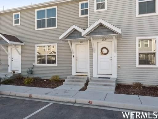2617 N 500 W, Sunset, UT 84015 (#1740308) :: Big Key Real Estate