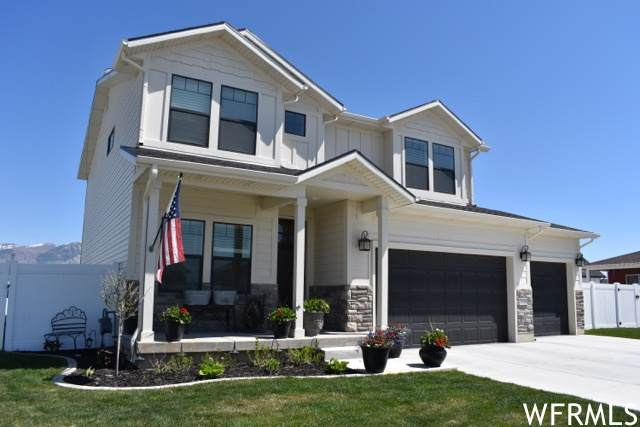 3136 N 3350 W, Plain City, UT 84404 (#1740348) :: Gurr Real Estate