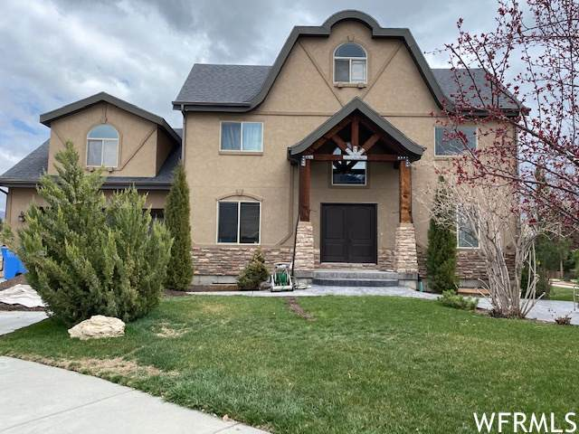 91 E 185 S, Midway, UT 84049 (MLS #1740395) :: Summit Sotheby's International Realty